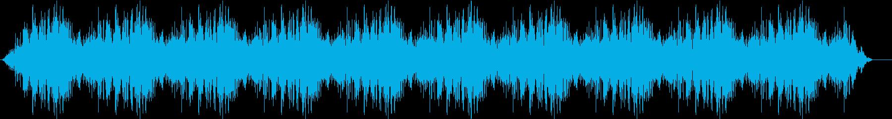 ドドドドの再生済みの波形