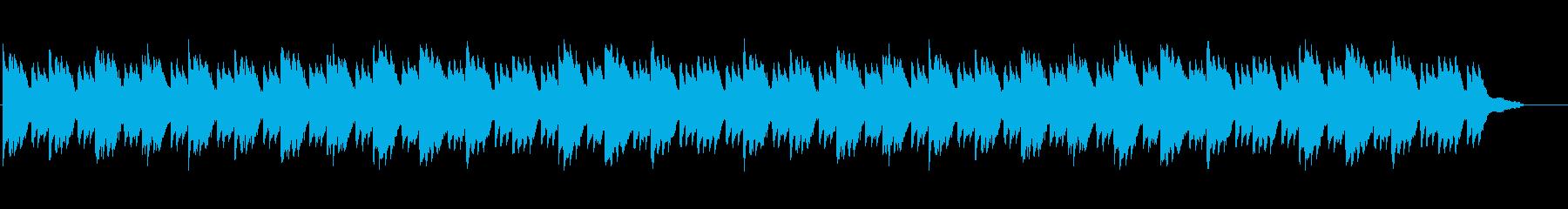重厚なピアノが奏でる憂鬱?なサウンドの再生済みの波形