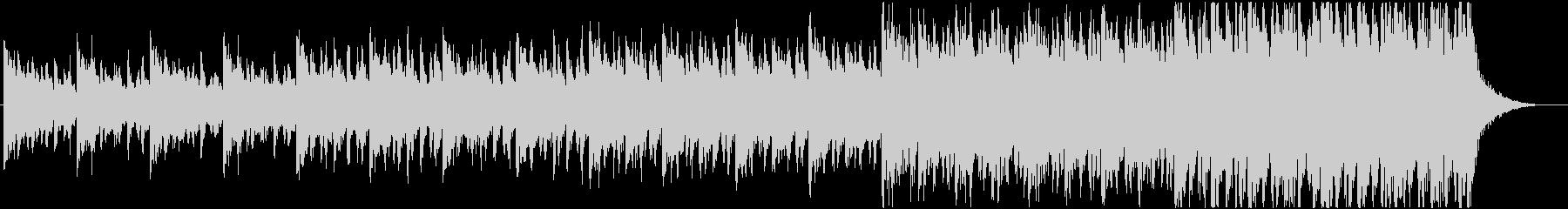 緊迫感のあるシネマティック曲 5-1の未再生の波形