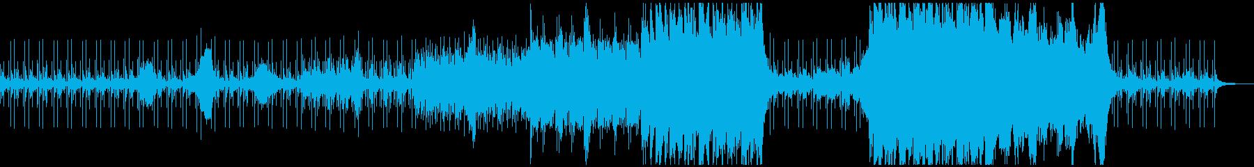 アンビエント 緊張感 ベース 弦楽...の再生済みの波形