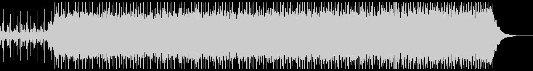ポジティブコーポレート(中)の未再生の波形