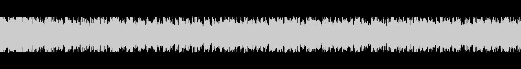 bpm127幻想的なテクノの未再生の波形