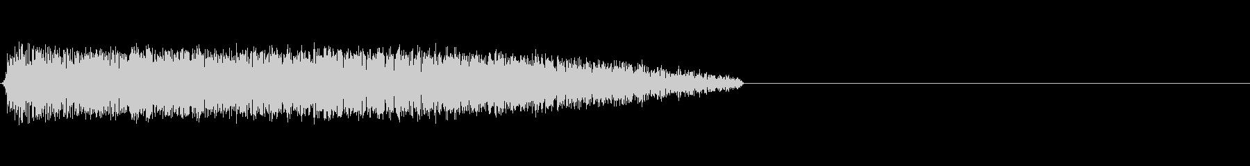 LoFiドラムキット08-シンバル02の未再生の波形