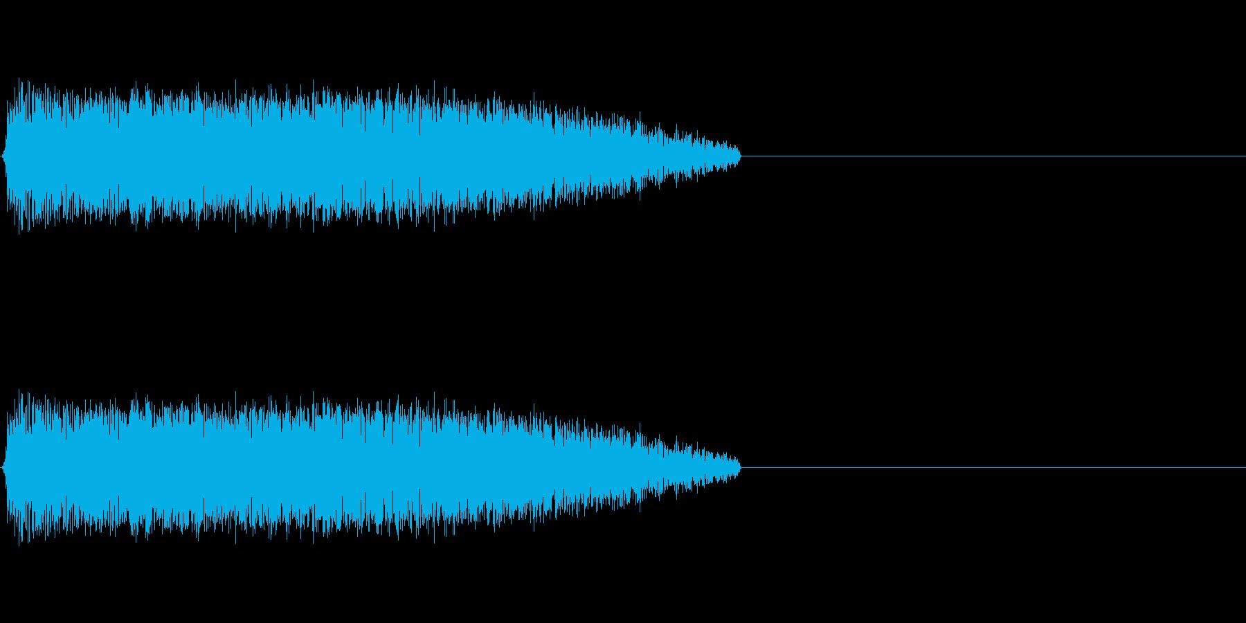 LoFiドラムキット08-シンバル02の再生済みの波形