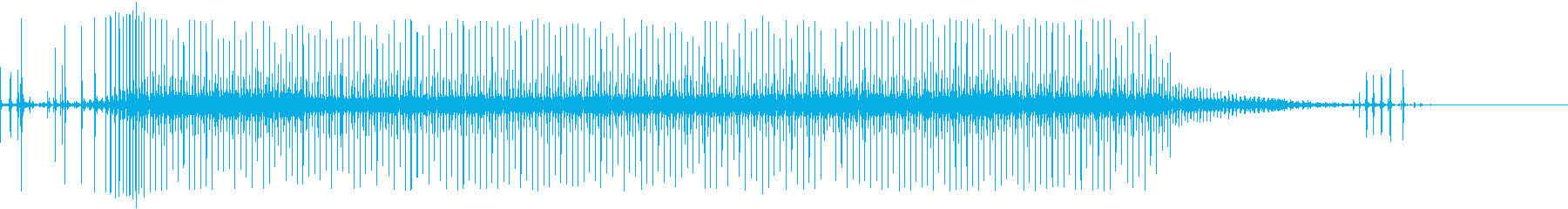 エンジン-小さい-開始-制御-停止の再生済みの波形