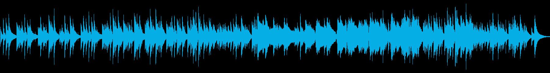ハーモニカとアコギが温もりあるバラードの再生済みの波形