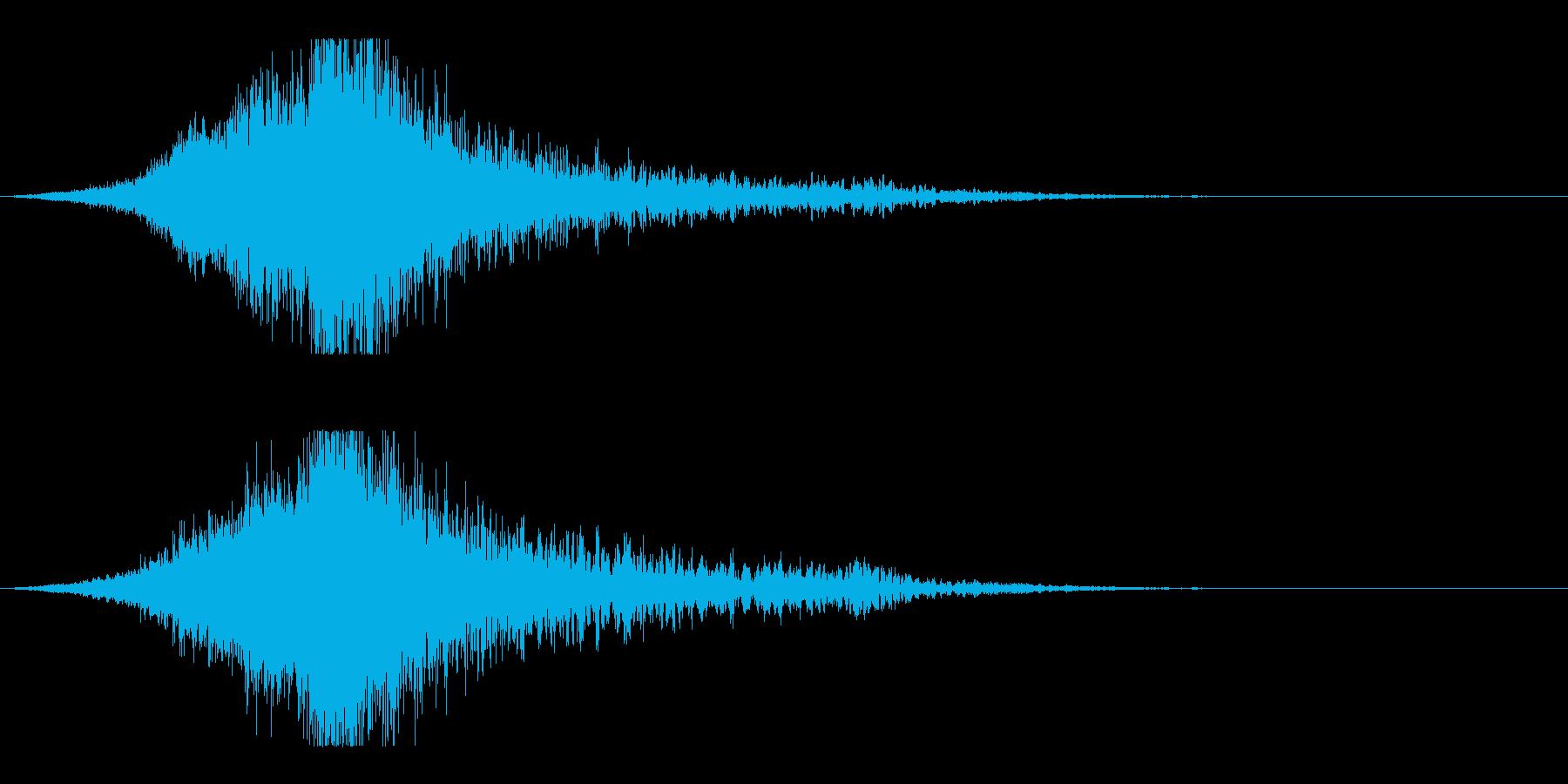 スティンガー-ドキドキするメタリッ...の再生済みの波形