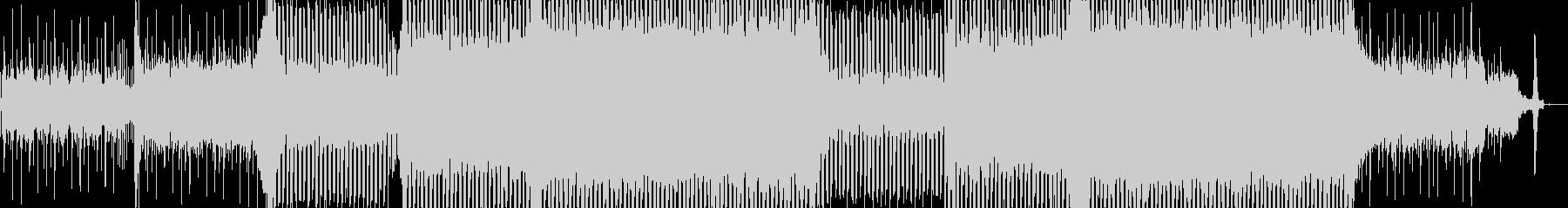 EDMクラブ系ダンスミュージック-01の未再生の波形