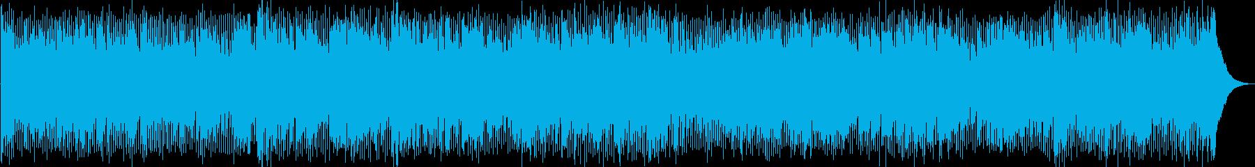 閉塞感と希望を表現、レゲエ風クールジャズの再生済みの波形