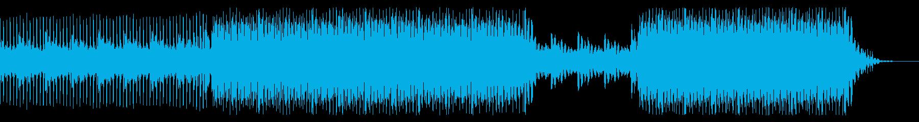 ラウンジ まったり ポジティブ 明...の再生済みの波形