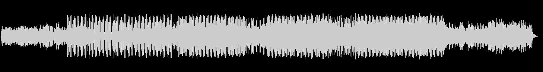 プログレッシブの未再生の波形