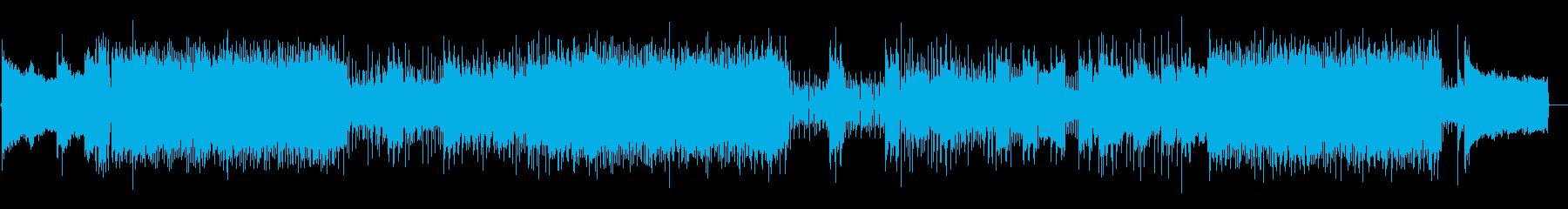Duelist バンドサウンド版の再生済みの波形