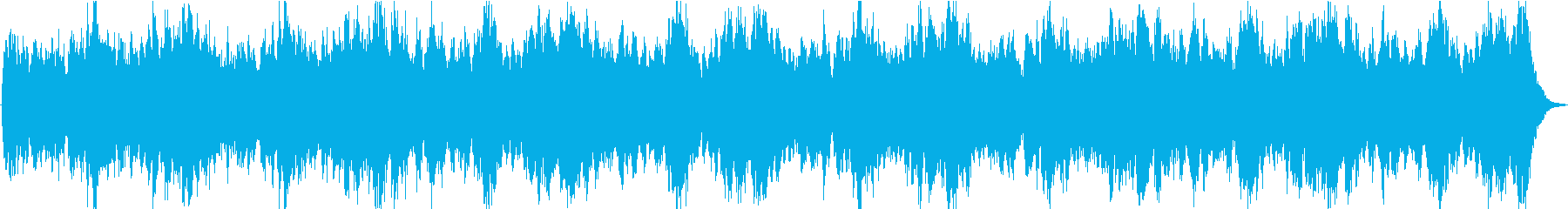 コミカルなオケ編曲の米国フォークソングの再生済みの波形