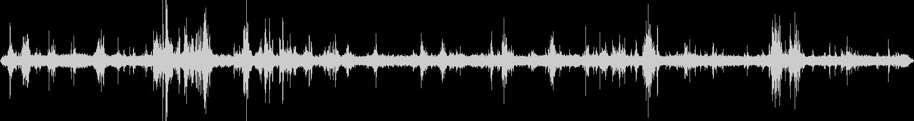 [ASMR] 風鈴とカエル_03の未再生の波形
