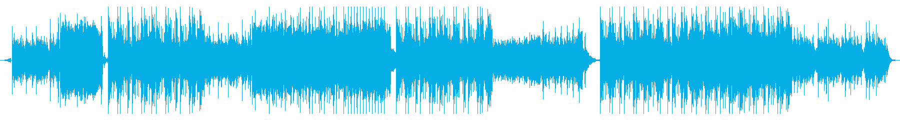 K-POP/BTS/ギター/エモい感動的の再生済みの波形
