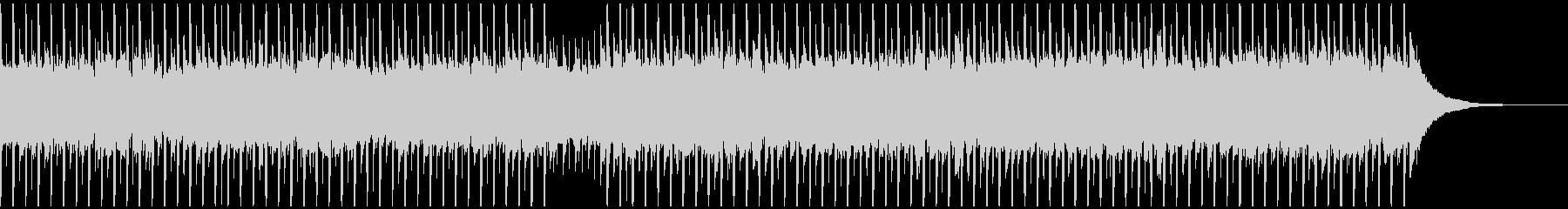 仕事(60秒)の未再生の波形