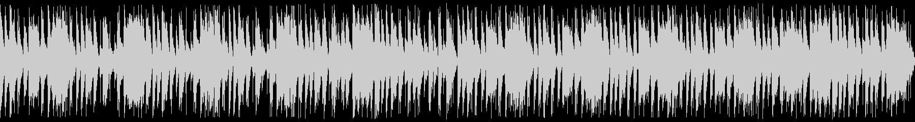 豪華で軽快ビッグバンドジャズ(ループの未再生の波形