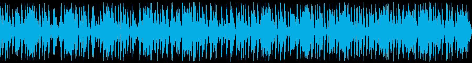 豪華で軽快ビッグバンドジャズ(ループの再生済みの波形