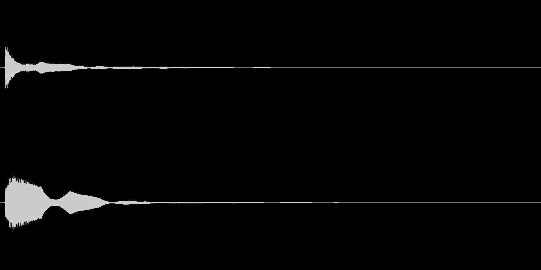 キラキラ系_053の未再生の波形