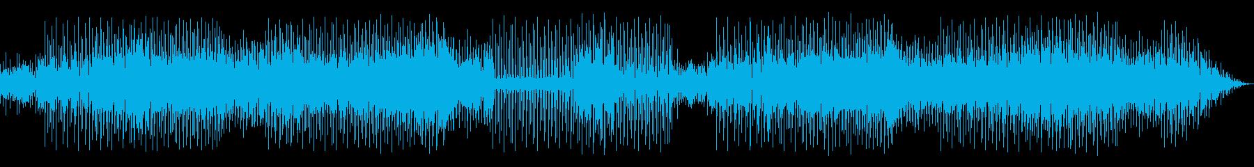 無国籍な流浪のキャラバン ハング カホンの再生済みの波形