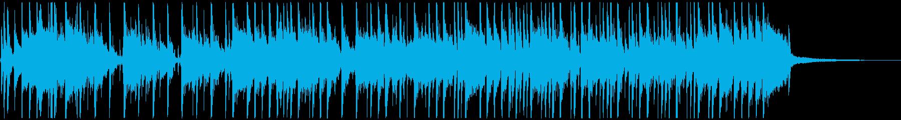 ジングル3、コミカルなFunk Rockの再生済みの波形
