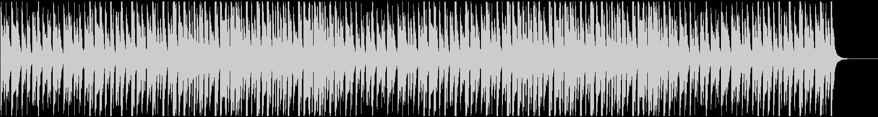 日常 ほのぼのBGM アコースティックの未再生の波形