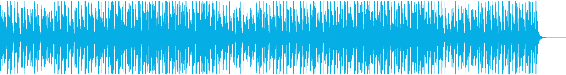 日常 ほのぼのBGM アコースティックの再生済みの波形
