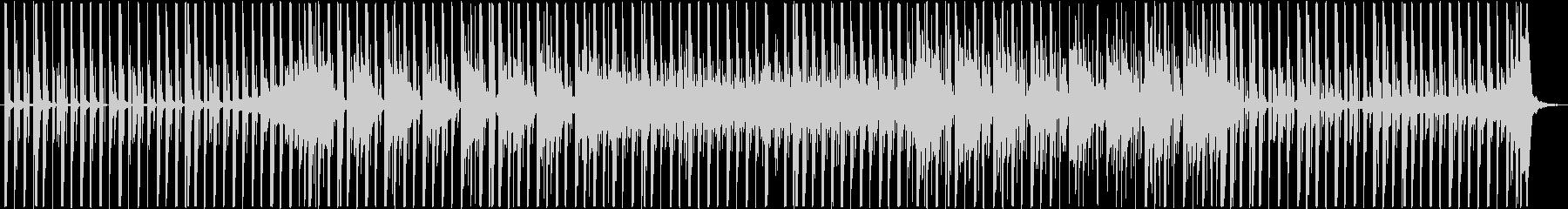 電気オーケストラハイブリッド。刺激...の未再生の波形
