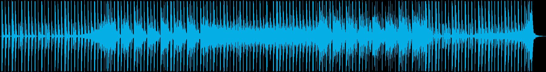 電気オーケストラハイブリッド。刺激...の再生済みの波形