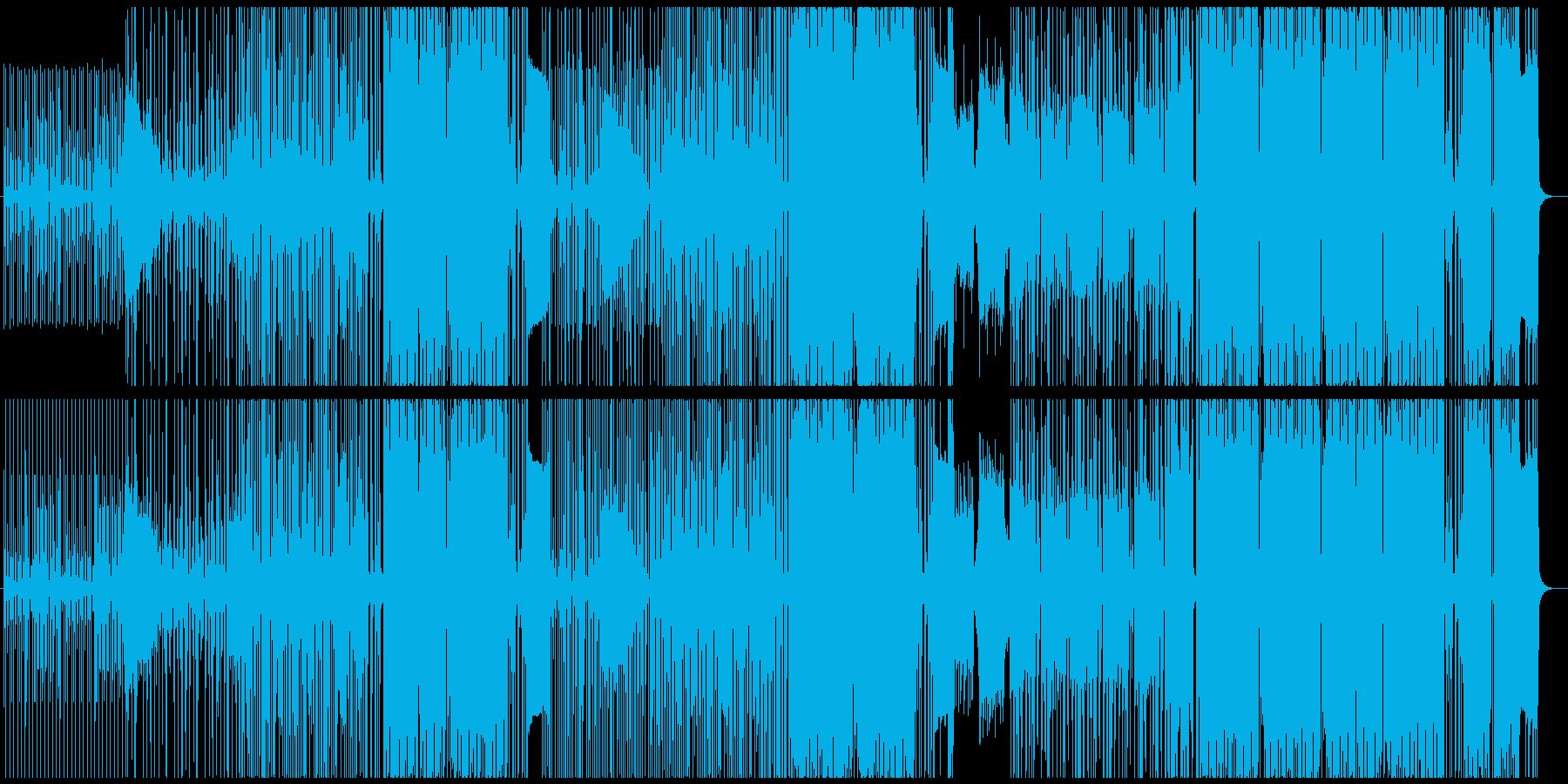 セクシーでアウトローなラテンHipHopの再生済みの波形