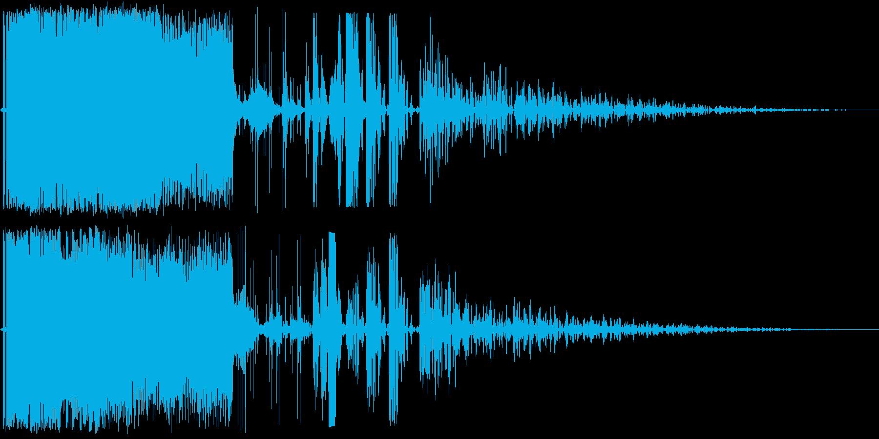 DJ,ラジオ,映像,クリエイター様に!5の再生済みの波形