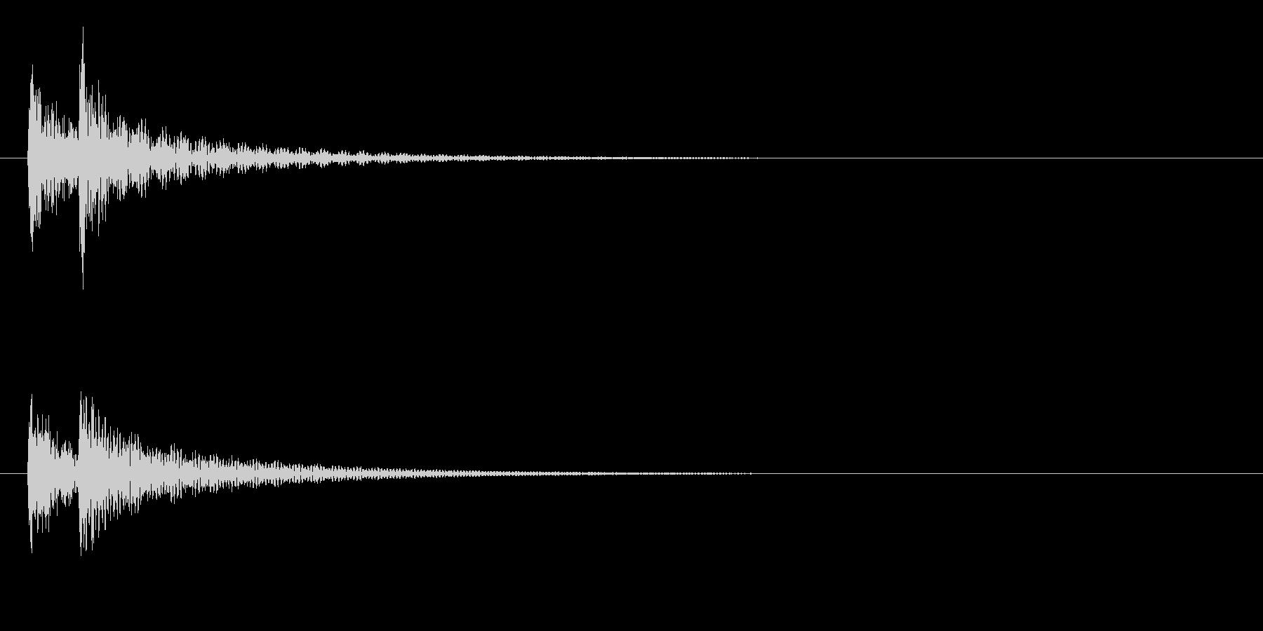 ティンパニ、(手)ディープリマイン...の未再生の波形