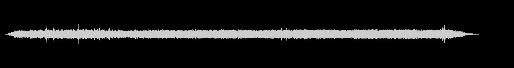 ショベル1の未再生の波形