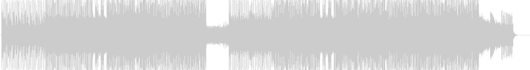 「HR/HM」「DARK」BGM193の未再生の波形
