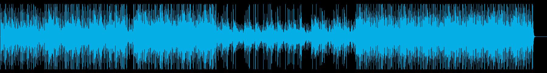 夏 トロピカル ハウス 明るい 軽快の再生済みの波形