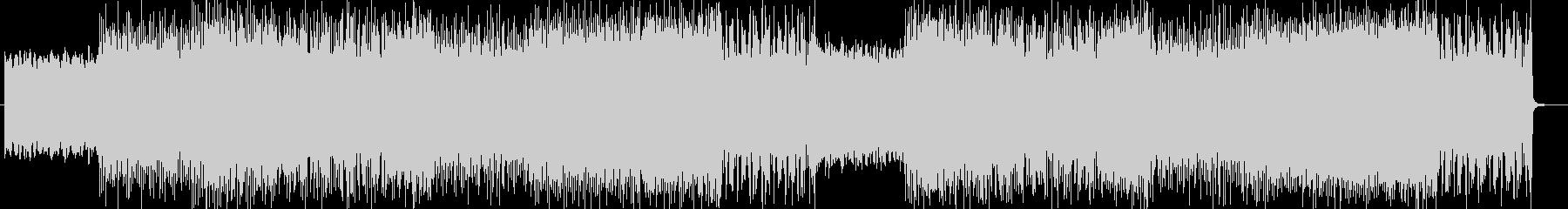 「HR/HM」「DARK」BGM86の未再生の波形