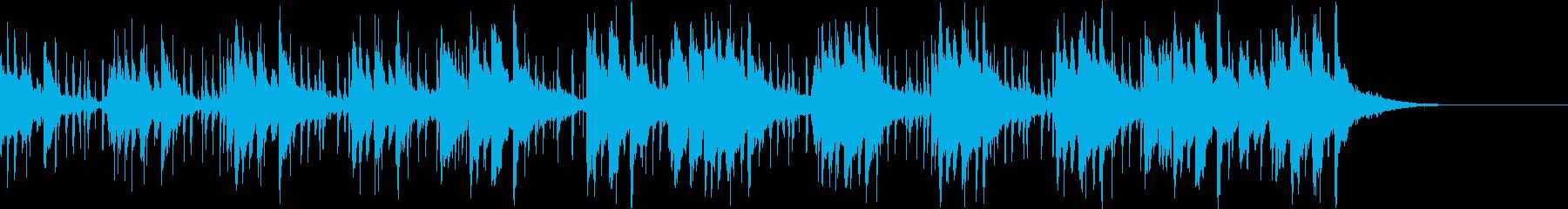Pf「満腹」和風現代ジャズの再生済みの波形