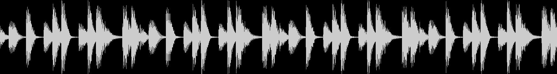 Techno ベース 2 音楽制作用の未再生の波形