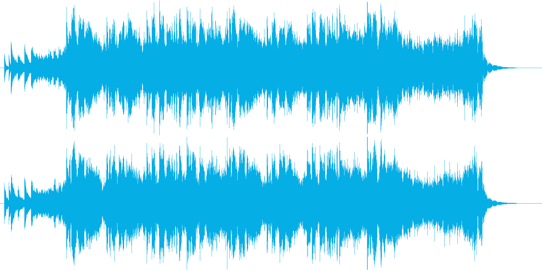誕生日の歌(ダンスver)【ミチコ】の再生済みの波形
