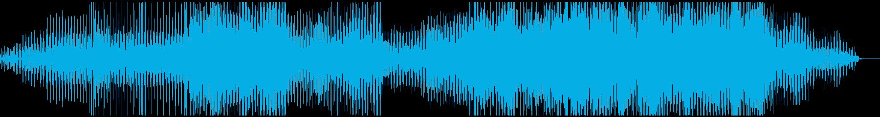 ポップ テクノ 実験的な ポジティ...の再生済みの波形