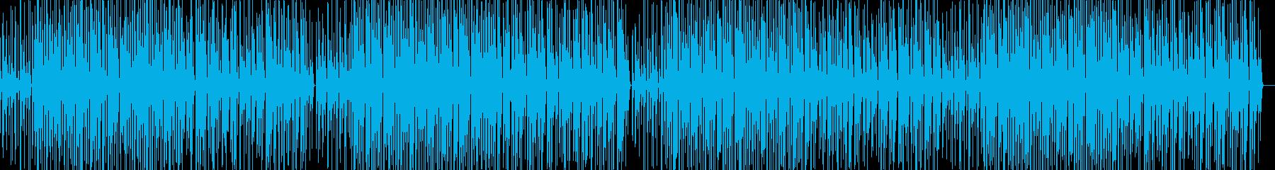 日常・ほのぼのマリンバメイン aの再生済みの波形