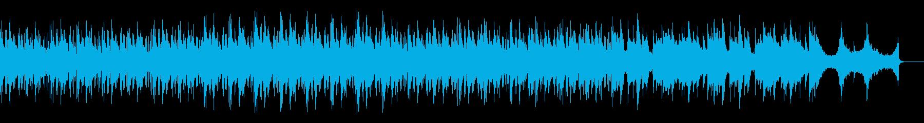 推理サスペンス、ジャズB ショートの再生済みの波形