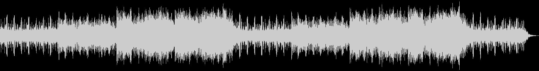 キラキラきれいなピアノコーポレートaの未再生の波形