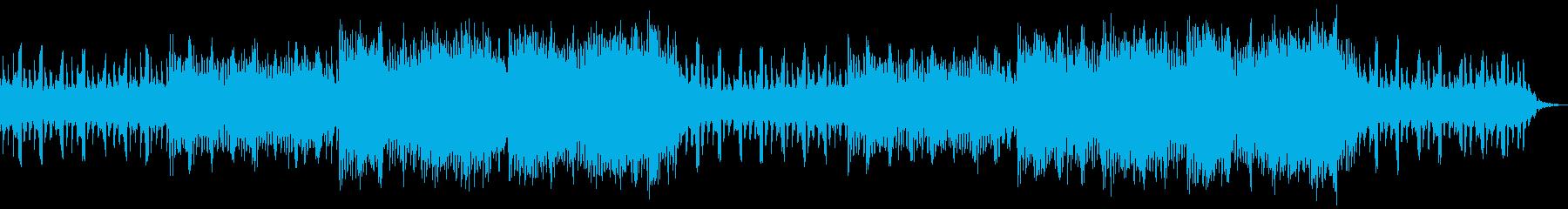 キラキラきれいなピアノコーポレートaの再生済みの波形
