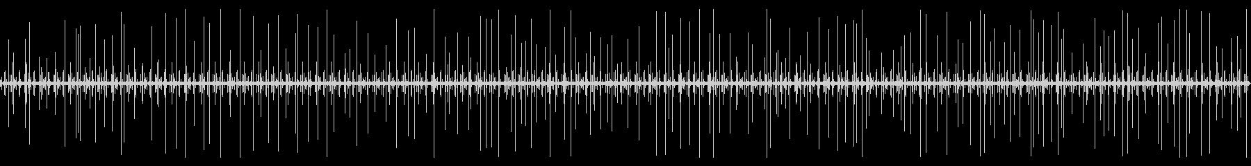 [生録音]レコード再生ノイズ04(5分)の未再生の波形