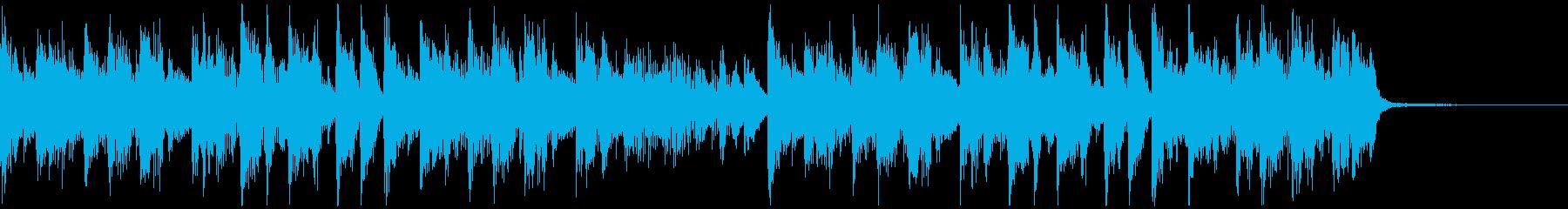 【CM】サックス・ジャズ・1の再生済みの波形