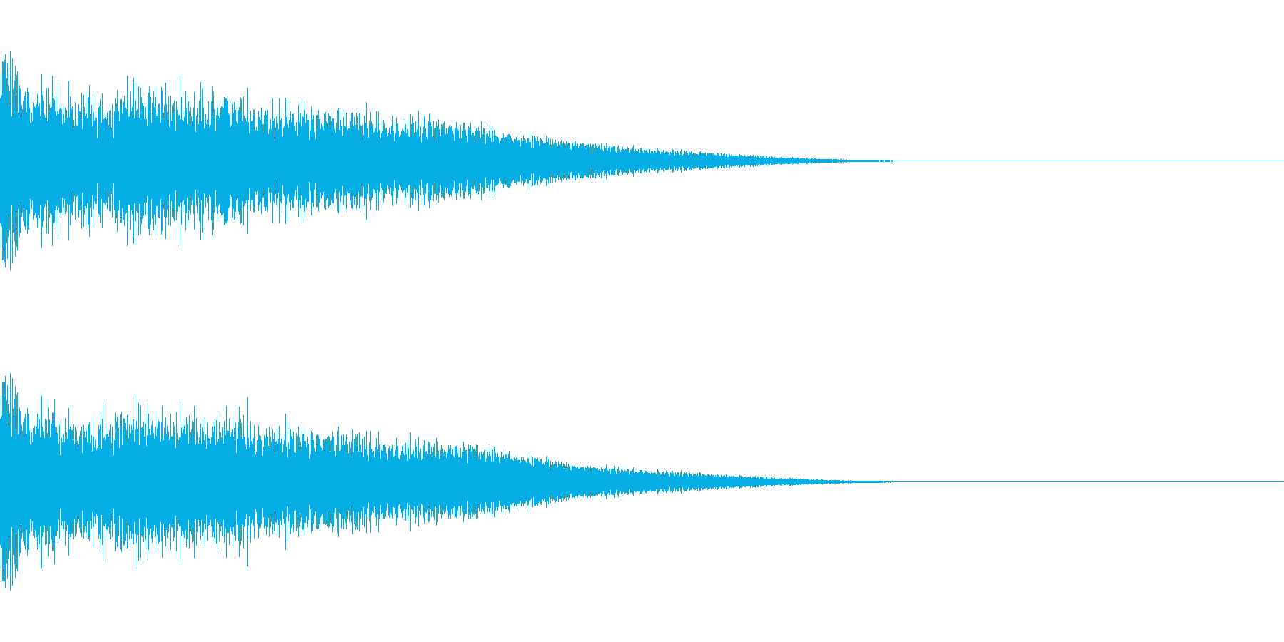剣と剣の打合い-04の再生済みの波形