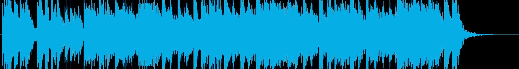 大きな角とオーケストラの刺し傷があ...の再生済みの波形