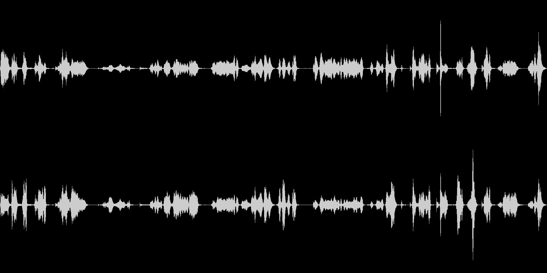 シンバル、メタル、スクラッチ、ホラ...の未再生の波形