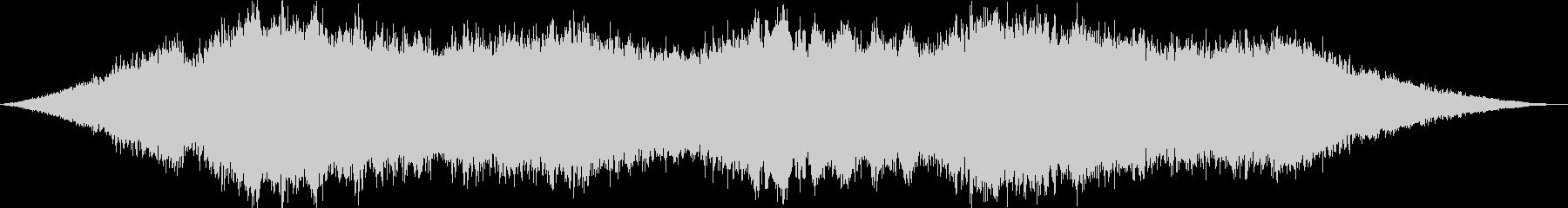 シネマティックドローン 01 アトムの未再生の波形